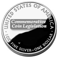 Commemorative Coin Legislation