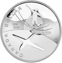 Royal Canadian Mint 2009 Silver Dollar