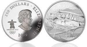 2009 Modern Canada Silver Kilo Coin