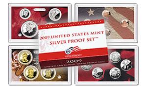 US Mint Silver Proof Set