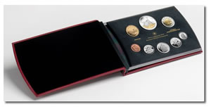 2010 Royal Canadian Mint Silver Proof Set