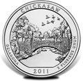 2011 Chickasaw Silver Uncirculated Coins