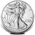 2011 Silver Eagle Uncirculated Coin