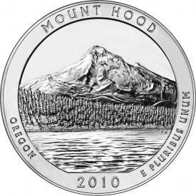 5-Ounce Mount Hood National Forest Silver Bullion Coin