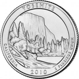 Yosemite National Park Quarter