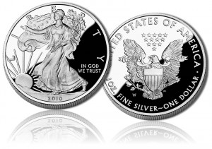 Proof Silver Eagle Coin