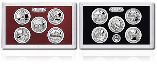US Mint Silver Proof Sets