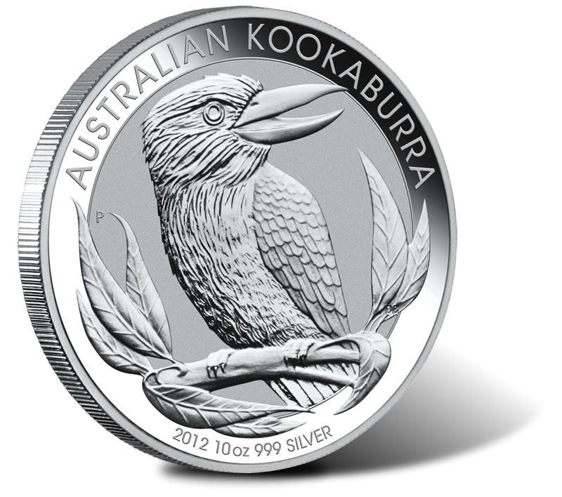 Australian kookaburra coin - photo#2