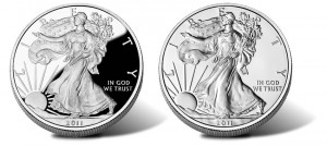 2011-W Proof and Uncirculated American Silver Eagle Coin