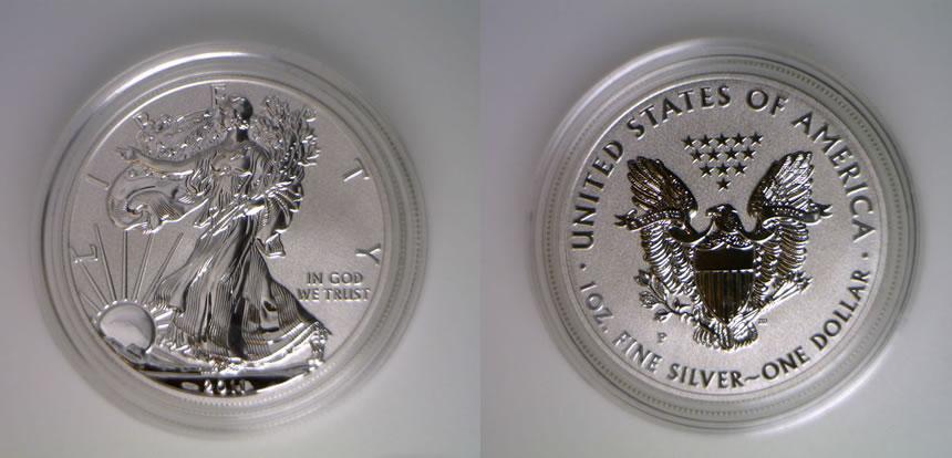 american silver eagle 25th anniversary