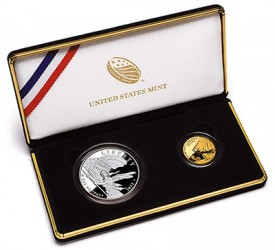 Star-Spangled Banner Two-Coin Proof Set