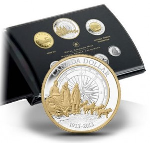 2013 Canadian Silver Proof Set