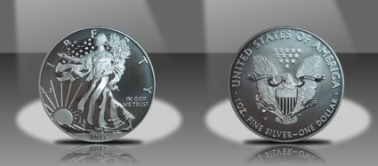 2013-W Enhanced Uncirculated American Silver Eagle Coin