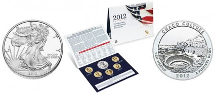 US Mint Silver Coin Suspended Products