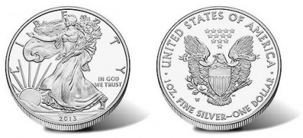 2013-W Proof Silver Eagle
