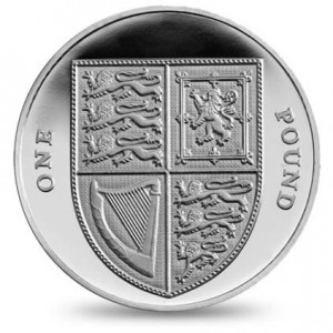 Royal Birth 2013 UK Silver £1 Coin