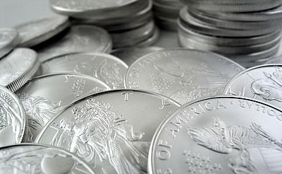 American Silver Eagle Bullion Coins