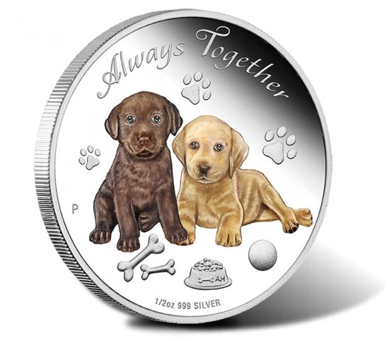 2016 50c Always Together Silver Proof Coin