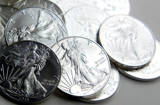 2016 Bullion American Silver Eagles