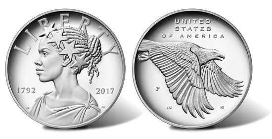2017-P Proof American Liberty Silver Medal