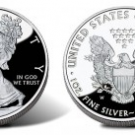 2012  Silver Eagle Proof Coin Sales Debut