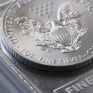2017 Bullion Silver Eagles Slow to 1.2 Million in February