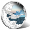 2014 Wandering Albatross Silver Coin 11th in Antarctic Territory Series