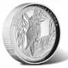 2015 Kookaburra Silver Coin in High Relief