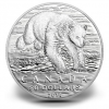 2014 $50 Polar Bear Silver Coins at Face Value