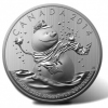 2014 $20 Snowman Silver Coin at Face Value
