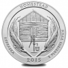 2015-P Homestead 5 Ounce Silver Coins for Collectors