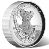 2015 Koala in High Relief 5 Ounce Silver Coin
