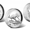 2015 Kookaburra, Kangaroo and Koala Coins in Collection