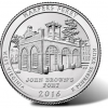 2016 Harpers Ferry 5 Oz Silver Bullion Coins Debut at 33,000