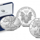 2016 Proof American Eagle Silver Coin for 30th Anniversary
