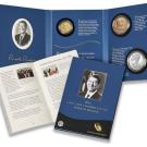 Ronald Reagan Coin & Chronicles Set Available