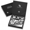 2016 Limited Edition Proof Set Includes 8 Silver Coins