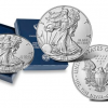 2016 Uncirculated Silver Eagle for 30th Anniversary