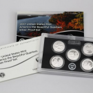 2017 Quarters Silver Proof Set Debuts at 43,538
