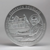 Frederick Douglass 5 Oz Coin Sales Debut