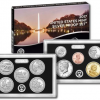 2017 Silver Proof Set Release, Includes 10 Coins for Collectors