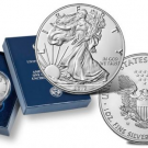 2017-W Uncirculated American Silver Eagle for Collectors